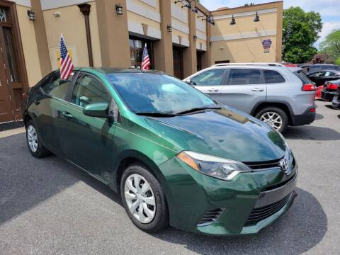 2015 Toyota Corolla for sale at ACS Preowned Auto in Lansdowne PA