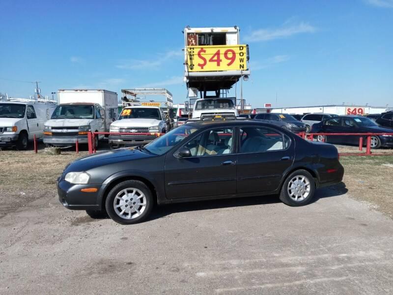 2000 Nissan Maxima for sale at USA Auto Sales in Dallas TX