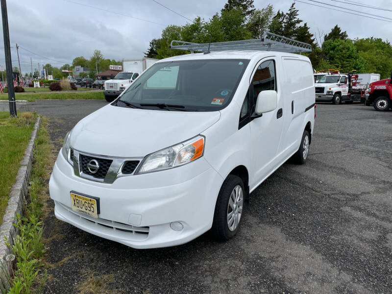 2014 Nissan NV200 for sale at COLONIAL MOTORS in Branchburg NJ