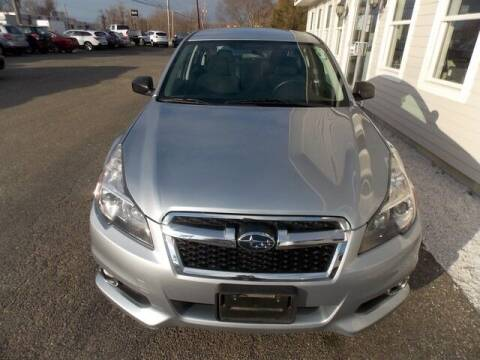 2014 Subaru Legacy for sale at Bachettis Auto Sales in Sheffield MA