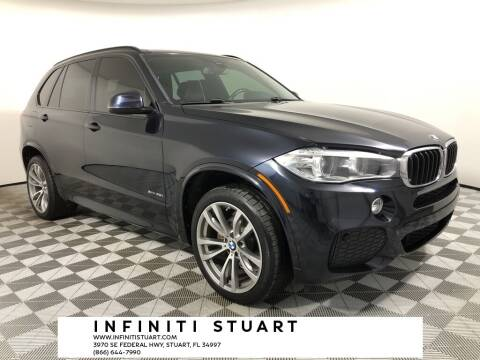 2017 BMW X5 for sale at Infiniti Stuart in Stuart FL