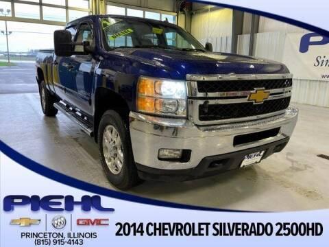 2014 Chevrolet Silverado 2500HD for sale at Piehl Motors - PIEHL Chevrolet Buick Cadillac in Princeton IL