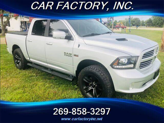 2017 RAM Ram Pickup 1500 for sale at Car Factory Inc. in Three Rivers MI
