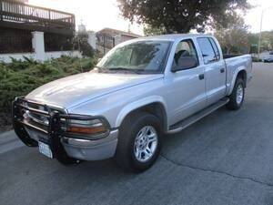 2004 Dodge Dakota for sale at Inspec Auto in San Jose CA
