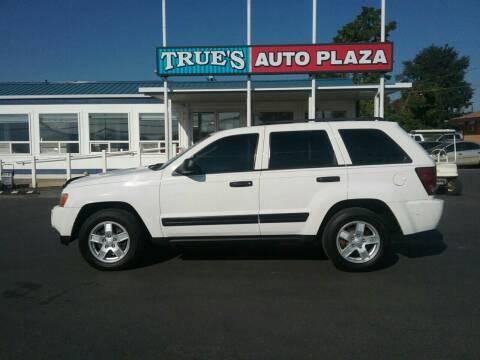 2006 Jeep Grand Cherokee for sale at True's Auto Plaza in Union Gap WA