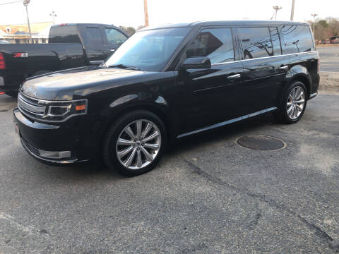 2013 Ford Flex for sale at The Car Guys in Hyannis MA