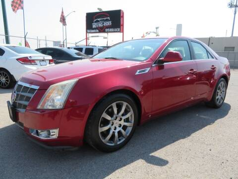 2009 Cadillac CTS for sale at Moving Rides in El Paso TX