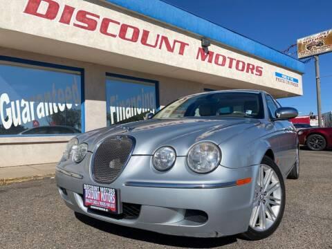 2008 Jaguar S-Type for sale at Discount Motors in Pueblo CO