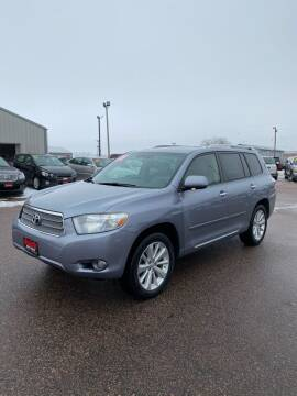 2008 Toyota Highlander Hybrid for sale at Broadway Auto Sales in South Sioux City NE