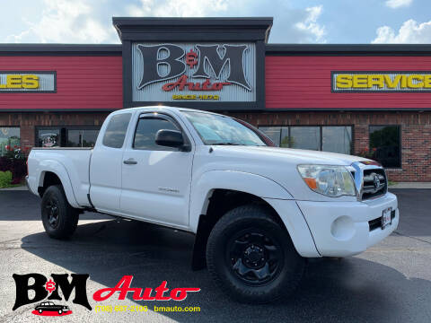 2008 Toyota Tacoma for sale at B & M Auto Sales Inc. in Oak Forest IL