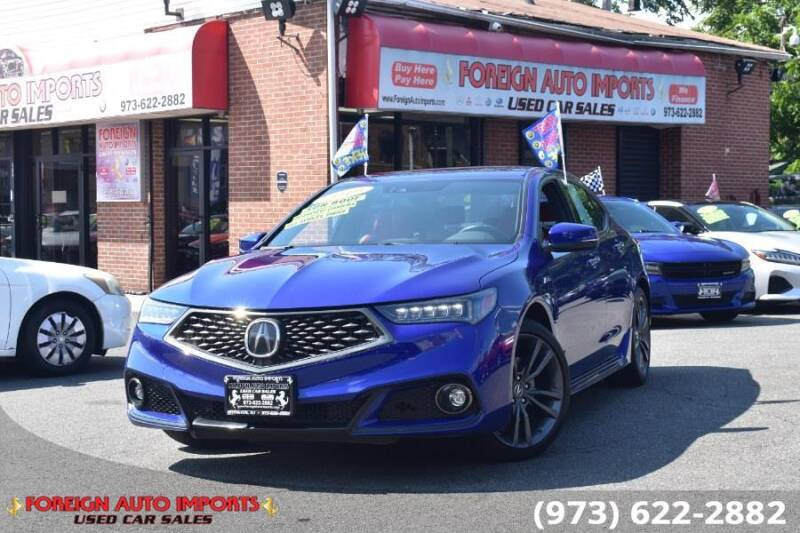 2019 Acura TLX for sale at www.onlycarsnj.net in Irvington NJ