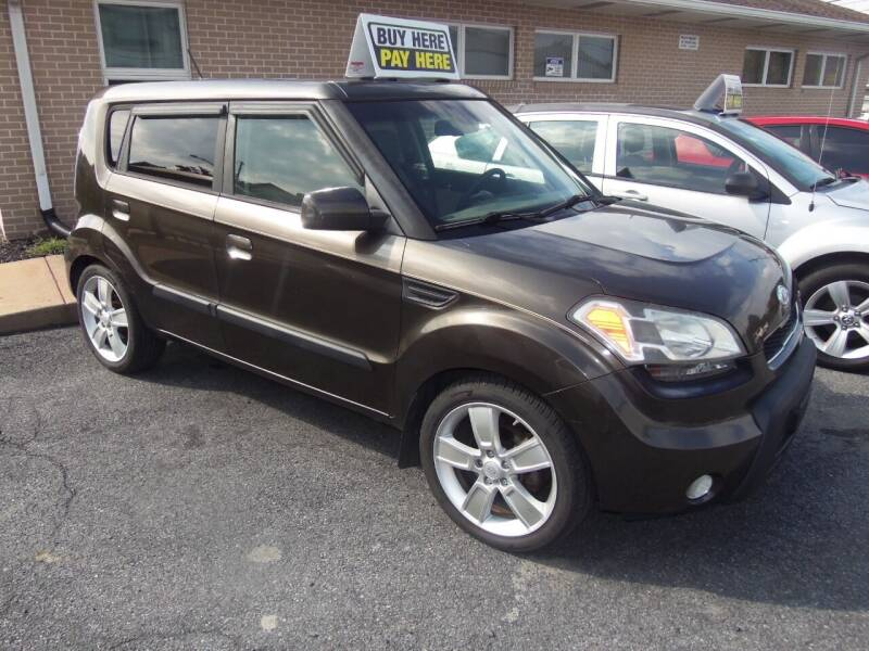2010 Kia Soul for sale at Fulmer Auto Cycle Sales - Fulmer Auto Sales in Easton PA