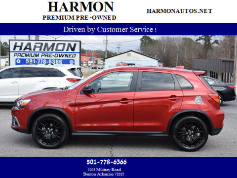 2019 Mitsubishi Outlander Sport for sale at Harmon Premium Pre-Owned in Benton AR
