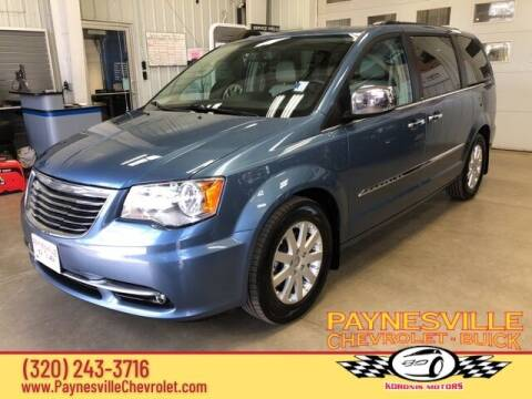 2011 Chrysler Town and Country for sale at Paynesville Chevrolet Buick in Paynesville MN