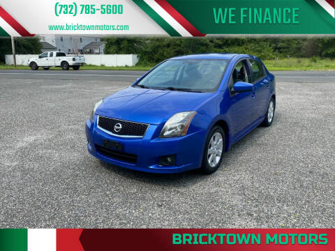 2011 Nissan Sentra for sale at Bricktown Motors in Brick NJ