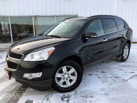 2010 Chevrolet Traverse for sale at STATELINE CHEVROLET BUICK GMC in Iron River MI