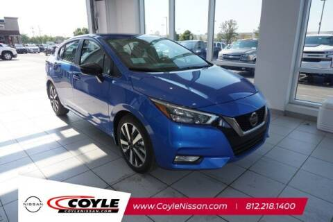2020 Nissan Versa for sale at COYLE GM - COYLE NISSAN - Coyle Nissan in Clarksville IN
