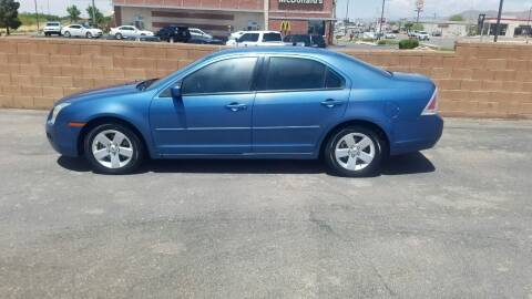 2009 Ford Fusion for sale at Ryan Richardson Motor Company in Alamogordo NM