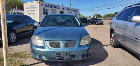 2009 Pontiac G5 for sale at Aaron's Auto Sales in Corpus Christi TX