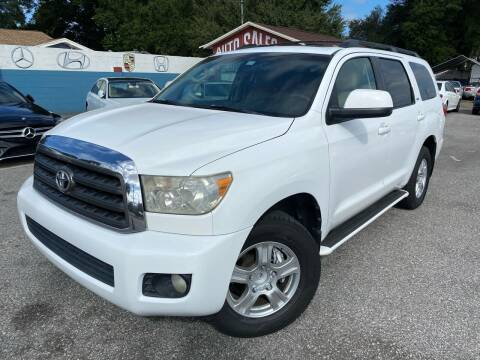 2008 Toyota Sequoia for sale at CHECK  AUTO INC. in Tampa FL