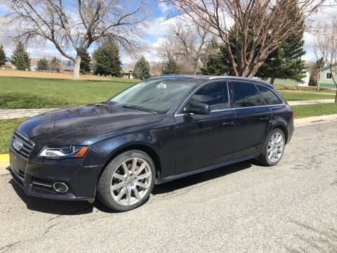 2012 Audi A4 for sale at Kevs Auto Sales in Helena MT