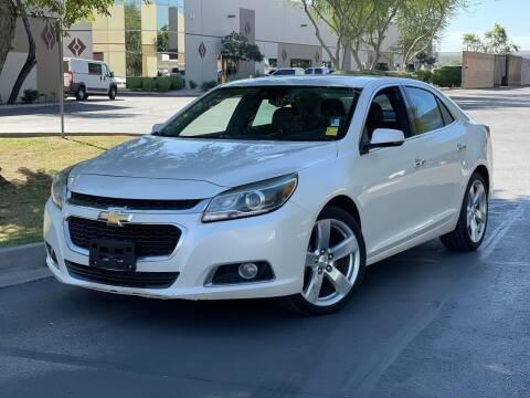 2014 Chevrolet Malibu for sale at SNB Motors in Mesa AZ