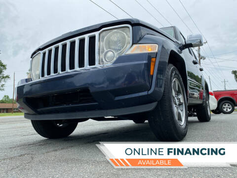 2008 Jeep Liberty for sale at Prime One Inc in Walkertown NC