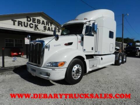 2013 Peterbilt 386 for sale at DEBARY TRUCK SALES in Sanford FL