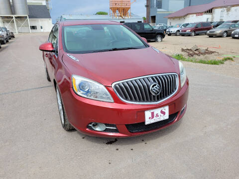 2013 Buick Verano for sale at J & S Auto Sales in Thompson ND