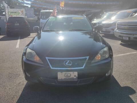 2006 Lexus IS 250 for sale at Elmora Auto Sales in Elizabeth NJ