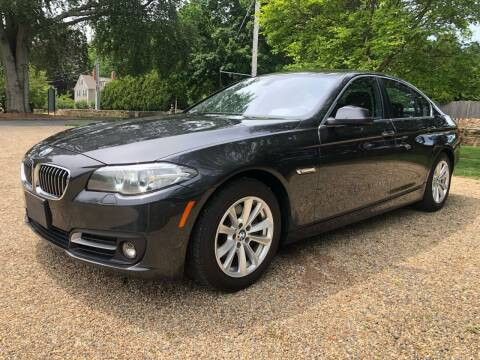 2015 BMW 5 Series for sale at Beverly Farms Motors in Beverly MA