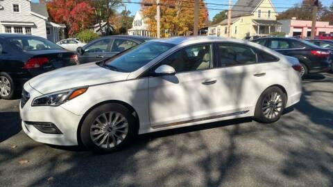 2015 Hyundai Sonata for sale at Good Works Auto Sales INC in Ashland MA