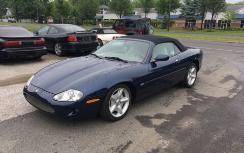 2000 Jaguar XK-Series for sale at Candlewood Valley Motors in New Milford CT