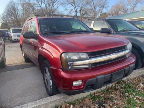 2003 Chevrolet TrailBlazer for sale at ALVAREZ AUTO SALES in Des Moines IA