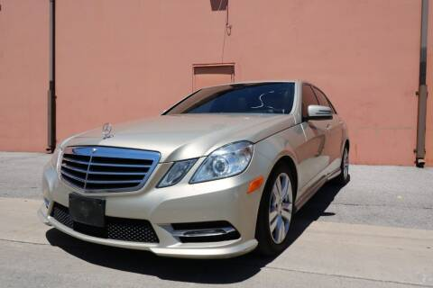 2013 Mercedes-Benz E-Class for sale at 57 Auto Sales in San Antonio TX