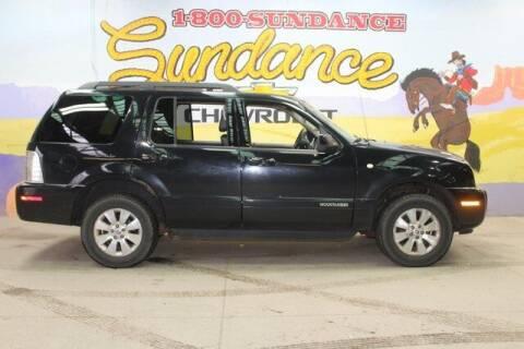 2007 Mercury Mountaineer for sale at Sundance Chevrolet in Grand Ledge MI