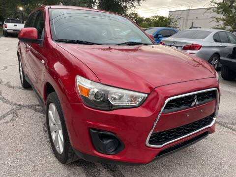 2014 Mitsubishi Outlander Sport for sale at PRESTIGE AUTOPLEX LLC in Austin TX