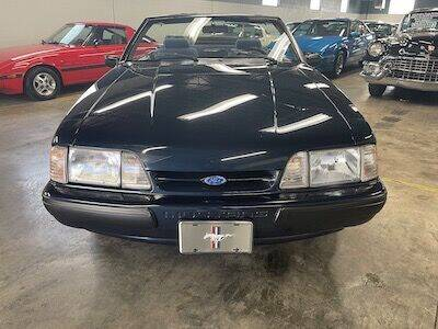 1988 Ford Mustang for sale at MICHAEL'S AUTO SALES in Mount Clemens MI