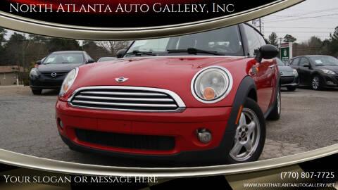 2009 MINI Cooper Clubman for sale at North Atlanta Auto Gallery, Inc in Alpharetta GA
