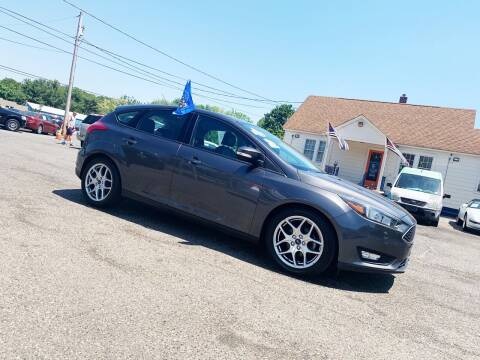 2015 Ford Focus for sale at New Wave Auto of Vineland in Vineland NJ