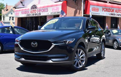 2019 Mazda CX-5 for sale at Foreign Auto Imports in Irvington NJ