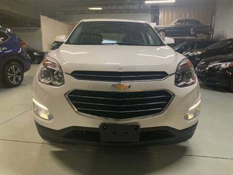 2017 Chevrolet Equinox for sale at GROUP AUTO IMPORT & EXPORT in Newark NJ
