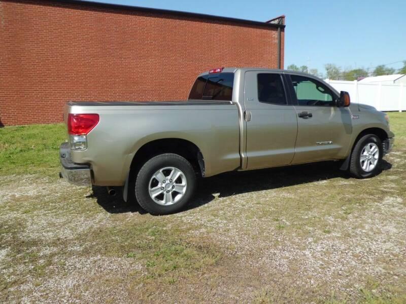 2007 Toyota Tundra for sale at Bob Patterson Auto Sales in East Alton IL