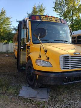 2010 Freightliner THOMAS C2 for sale at Interstate Bus Sales Inc. in Wallisville TX