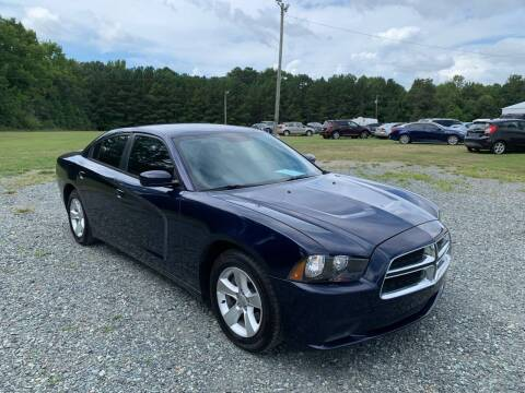 2014 Dodge Charger for sale at Sanford Autopark in Sanford NC
