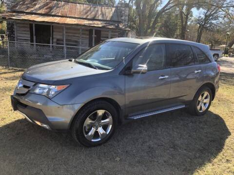 2009 Acura MDX for sale at Village Motors Of Salado in Salado TX