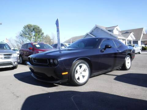 2012 Dodge Challenger for sale at Rob Co Automotive LLC in Springfield TN
