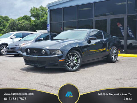 2014 Ford Mustang for sale at Automaxx in Tampa FL