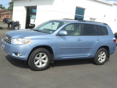 2010 Toyota Highlander for sale at Price Auto Sales 2 in Concord NH
