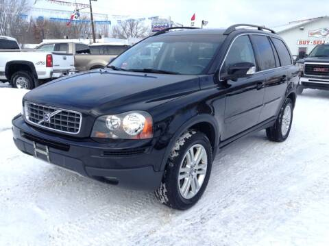 2008 Volvo XC90 for sale at Steves Auto Sales in Cambridge MN